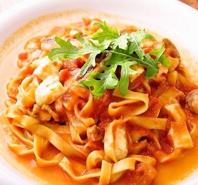八雲にあるスパゲティーが美味しいイタリアン【ハーベスター八雲】